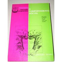 Livro - O Comportamento Social - Instrução Programada