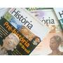 Lote Contendo 08 Revistas Nossa História