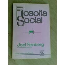 Livro - Filosofia Social - Joel Feinberg