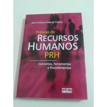 Práticas De Recursos Humanos Prh - Frete Grátis*