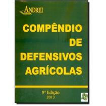 Compêndio De Defensivos Agrícolas - Somente Em Cd Rom