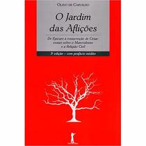 Livro O Jardim Das Aflições - Olavo De Carvalho