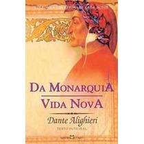 Da Monarquia / Vida Nova, Dante Alighieri (pocket)