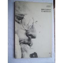 Livro Discurso E Artigos Alberto Goldman