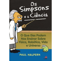 Livro Os Simpsons E A Ciência ( Livro De Bolso )