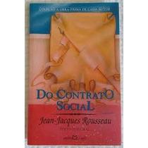 Do Contrato Social - Jean Jacques Rousseau / Novo!!