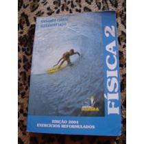 Livro Física Volume 2 Editora Harbra - Fernando Cabral