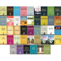 Kit Com 42 Livros Pensadores Filosofia Sociologia - Promoção