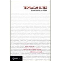 Livro A Teoria Das Elites De C. Buarque De Hollanda - Novo