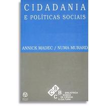 Livro Cidadania E Politicas Sociais
