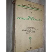 * Livro - Brasil Sociedade Democrática - Sociologia