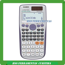 Casio Fx-991 Es Plus Remessa Imediata- Originais Novas
