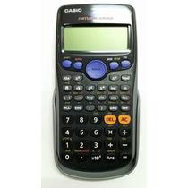 Calculadora Cientifica Casio Fx-82es Plus Bk Novo Modelo !!!