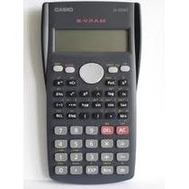 Calculadora Cientifica Casio Fx-82 Ms Na Caixa Com Garantia
