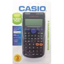 Calculadora Cientifica Casio Fx-82es Plus Black Novo Modelo