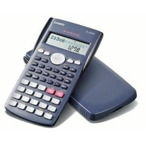 Calculadora Casio Científica De Bolso / Mesa Fx-82ms