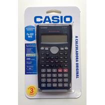 Calculadora Cientifica Casio Fx-82 Ms C/240 Funções Original