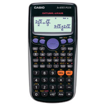 Calculadora Científica Casio Fx-82es 252 Funções Preta