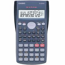 Calculadora Científica Cassio Fx82ms - 240 Funções