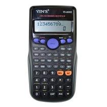 Calculadora Científica 240 Funções 12 Digítos + Capa Yins