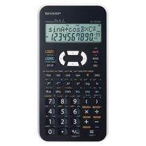 Calculadora Cientifica Sharp El 531xb Wh - 272 Funções
