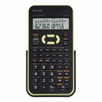 Calculadora Científica 10 Dígitos 272funções Sharp El531xbgr