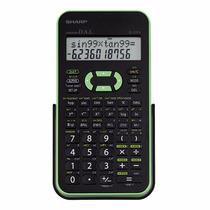 Calculadora Científica Sharp El531xbwh C/ 272 Funções Escola