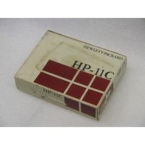 Hp-11c___+++ Semi-nova +++____+++ Caixa Capinha Manual +++