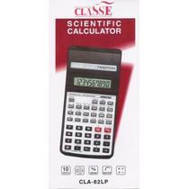 Calculadora Cientifica Classe Cla-82lp - Na Caixa