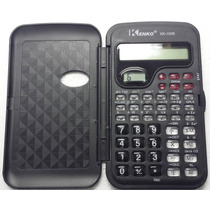 Calculadora Kenko Cientifica Kk-105b 10dig - Tam 130x75x13