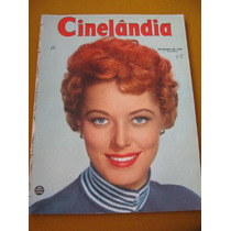 Cinelandia 1954 Parker Carrero Garland Marilyn Day Hepburn