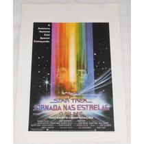 Sinopse Ficha Técnica Star Trek Jornada Nas Estrelas O Filme