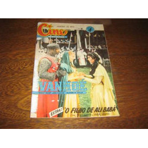 Cine Aventuras Nº 16 Janeiro /1953 Rio Gráfica Editora