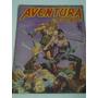Aventura E Ficção Nº 13 De 1988 Espadas Nas Estrelas Q. Nova