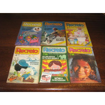 Recreio 1ª Série Editora Abril 1979 Lote Com 20 Revistas