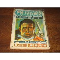 Canyon Nº1 Editora Roval Ano:1972 Desenhos Wilson Fernandes