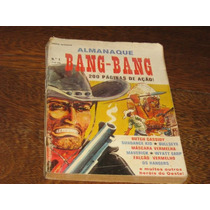 Almanaque Bang-bang Nº 1 Com 200 Págs Março/1981 Ed.vecchi