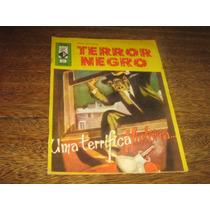 Terror Negro Nº 17 Novembro/1969 Editora Trieste Original