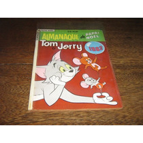 Almanaque Papai Noel Tom E Jerry 1962 Ebal 100 Págs Original