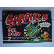 Revista Garfield Em Ação Editora Salamandra 1984