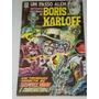 Um Passo Além Nº 1 De 1975. Boris Karloff * Quase Novo