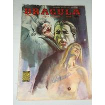 Seleções De Terror, Drácula Nº 12 - Anos 60. Ed, Taika