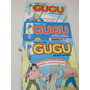Lote 3 Revistas Do Gugu Editora Abril (1988-1989)