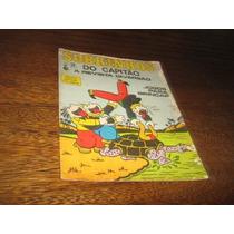 Sobrinhos Do Capitão Edição Especial Nº 2 Ano1971 Ed Trieste