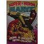 Super Heróis Marvel Nº 18 Formatinho 1980 R G E