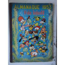 Almanaque De Vida Infantil 1953! Ed, Vida Doméstica!