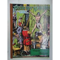 Príncipe Valente Volume 5! Ebal Mai 1987! Capa Dura! Gigante