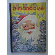 Almanaque De Vida Infantil 1956! Ed. Vida Doméstica!