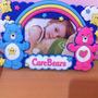 Porta Retrato Ursinhos Carinhosos( Care Bears) Arco Íris!!