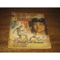 Mestres Do Terror Nº 38 Ano:1985 Editora Darte Original